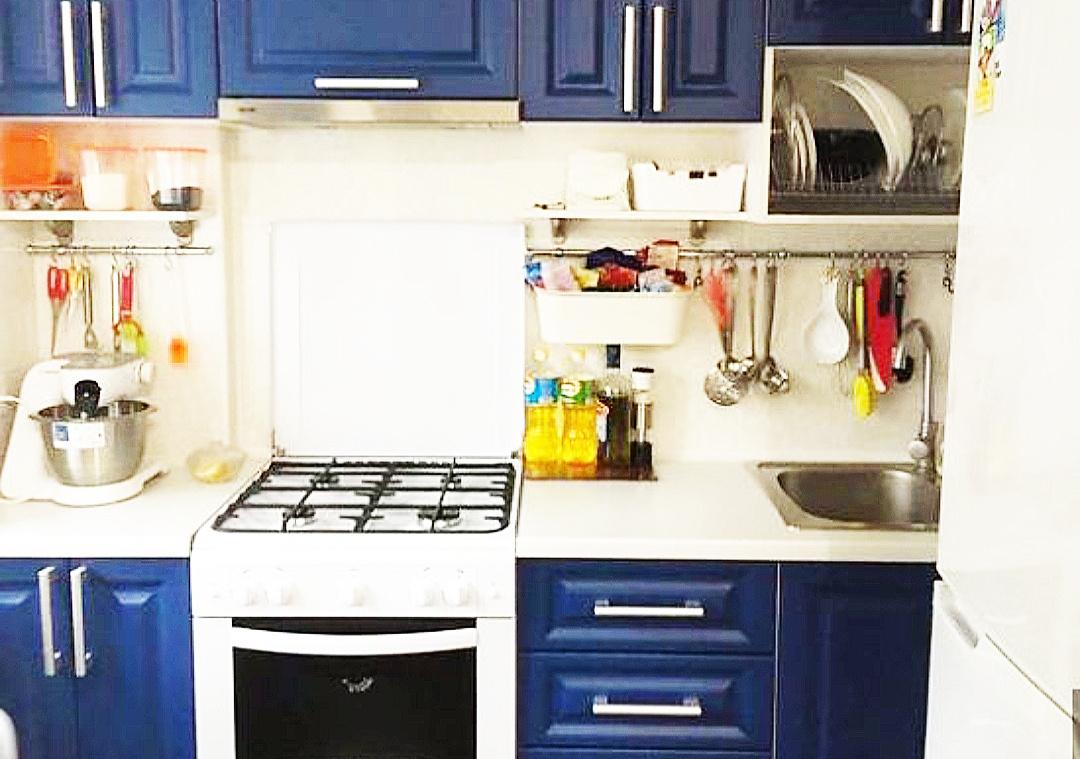 продажа двухкомнатной квартиры номер A-148218 в Приморском районе, фото номер 8